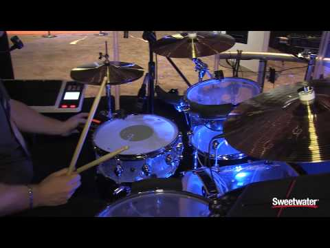Roland RT-30 Drum Triggers - Sweetwater at Winter NAMM 2015