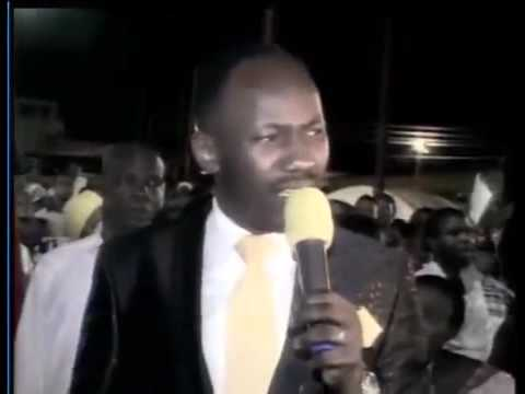 Apostle Johnson Suleman Sings Lord I Remember