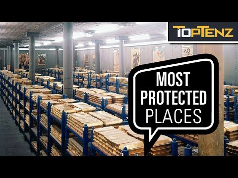 10 Of The Most Heavily Guarded Places On Earth