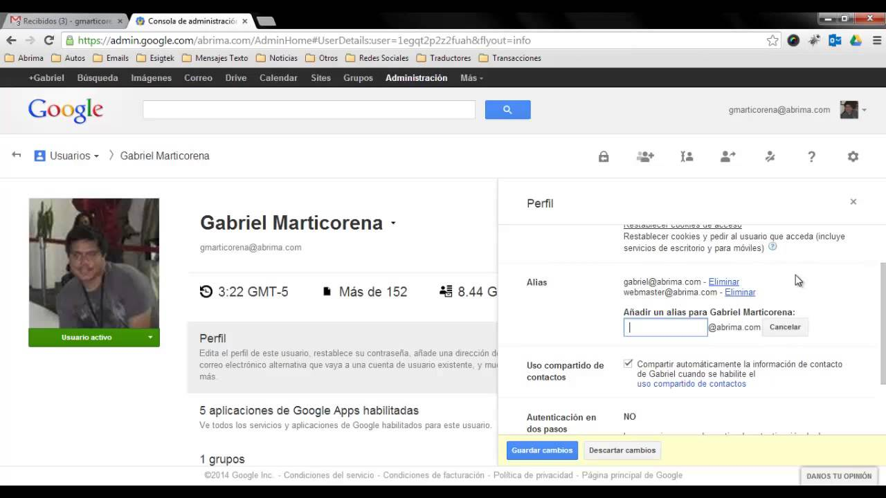 how to add gmail alias