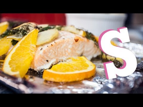 Baked Salmon Recipe - SORTED