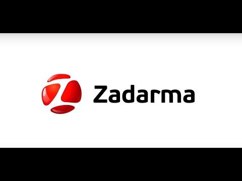 Zadarma. Инструкция по подключению виртуального номера.