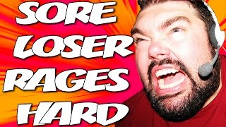 GTA Online | Sore loser Rages Hard