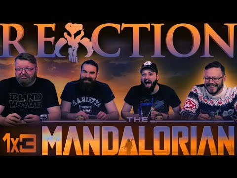 """The Mandalorian 1x3 REACTION!! """"Chapter 3: The Sin"""""""