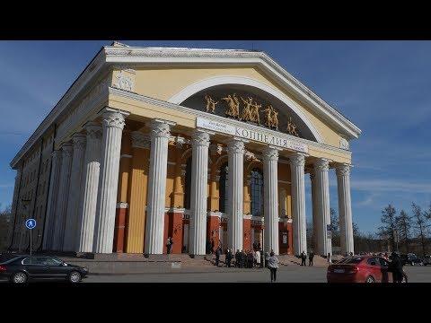 Хрустальные звездочки - Великой Победе! Петрозаводск 2018. Музыкальный театр