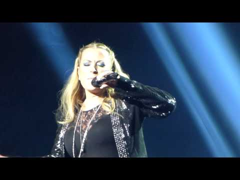 Anastacia, the best of you, aida night of the proms, frankfurt, 22.12.12