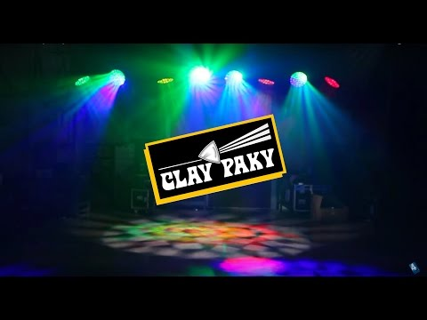 Demo: Clay Paky A.LEDA B-EYE K20