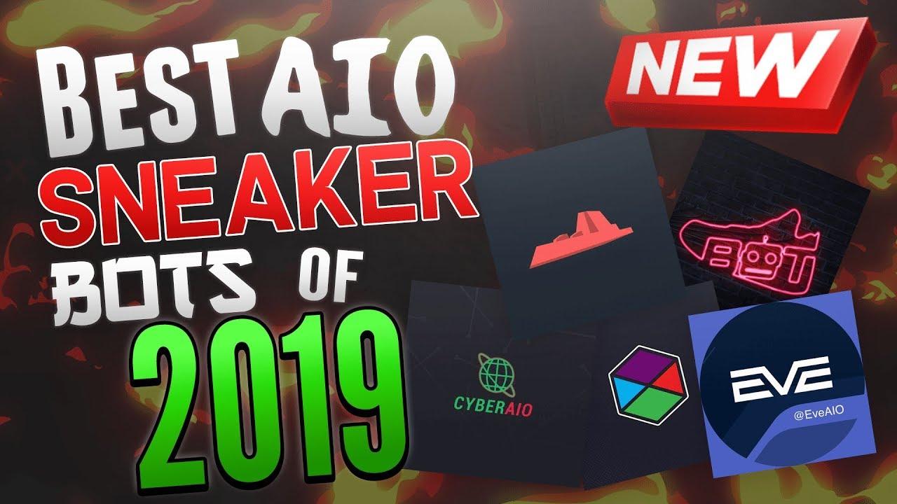 Best Beginner All in One Sneaker Bots of 2019!! (Cop EVERY Release