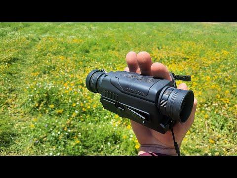 📷 🔭 $129 BOBLOV Digital Night Vision Monocular/Video Recorder. Can it be any good?