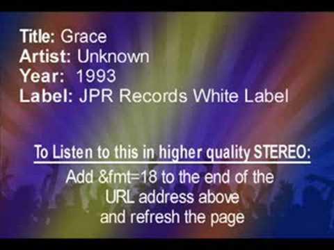 Grace - JPR records