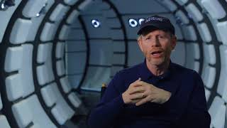 Solo: A Star Wars Story: Director Ron Howard Behind The Scenes Interview