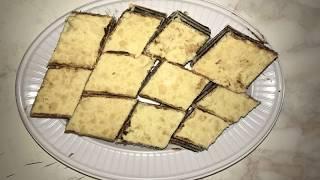 Tobos Kuchen Rezept/Tobos kolac recept