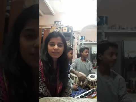 Maithili thakur live singing koyal  bina bagiya ,balamua kaise tejab,jo bheji thi duaa