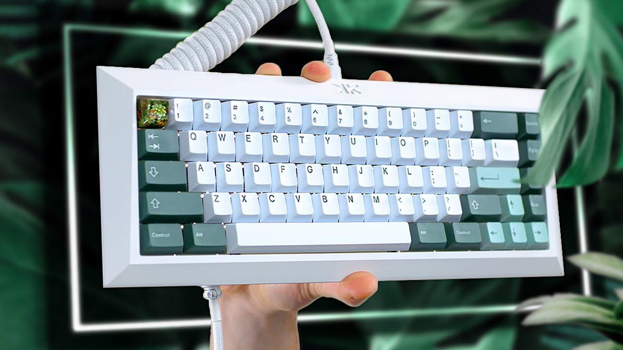 Building My $872 Conone65 Custom Keyboard Build!