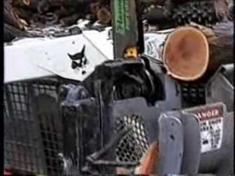Výroba štiepaného palivového dreva