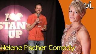 Helene Fischer Comedy & Hass!