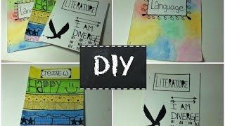 DIY-Haz tus Propias Caratulas para tus Carpetas Thumbnail