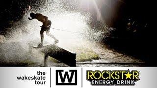 The Wakeskate Tour - Teaser