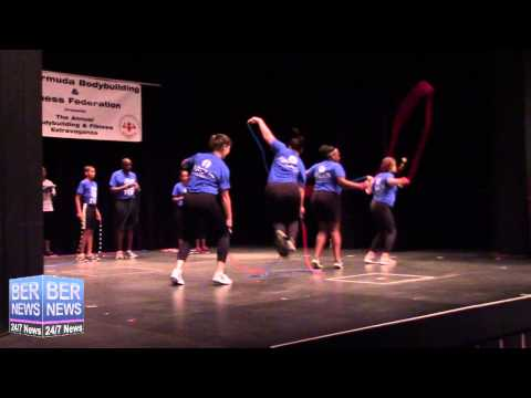 Jump 2B Fit Perform At Fitness Extravaganza  April 11 2015