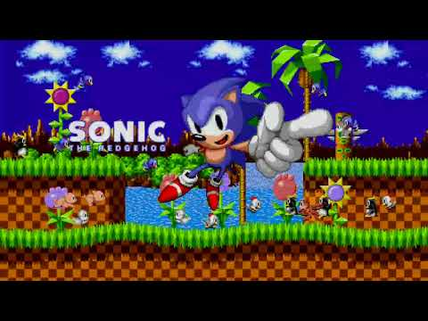 Sonic 1 ISO Andróide Sonic Gameplay (Final Zone E Bom Final)