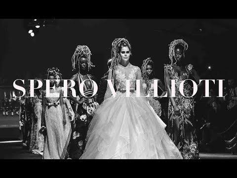 BN Video Network: Spero Villioti I Mercedes-Benz Fashion Week Jo'burg