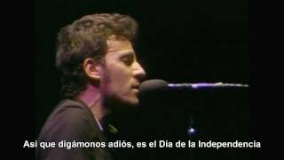 Bruce Springsteen - Independence Day