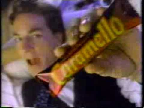 Caramello Commercial Ad 1989
