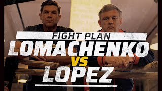 Vasiliy Lomachenko vs Teofimo Lopez | THE FIGHT PLAN with Teddy Atlas | Fight Plan & Prediction