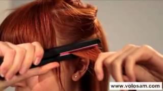 Видео по созданию прически с помощью плойки гофре.(, 2013-12-03T20:54:10.000Z)