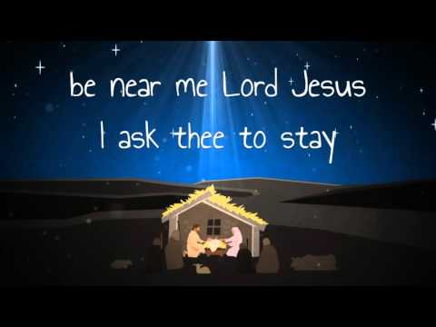 away-in-a-manger---kid's-version-w/-lyrics