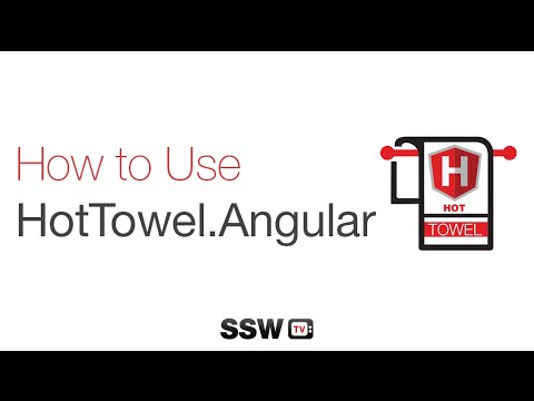 How to Use Hot Towel Angular with Duncan Hunter