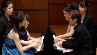 Tchaikovsky - Romeo and Juliet(Fantasy-Overture  ) 2 Pianos 8 Han...