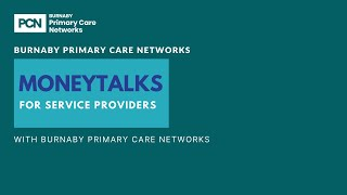 Money Talks for service providers