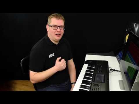 KORG KROME EX - Overview