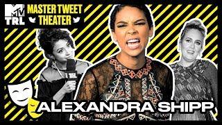 Liza Koshy, Alexandra Shipp & DC Young Fly in 'Master Tweet Theatre' | Weekdays at 3:30pm | #TRL