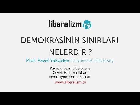 Demokrasinin Sınırları Nelerdir?