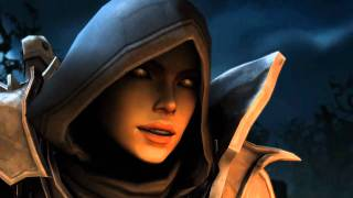Diablo 3 Demon Hunter cinematic gameplay trailer