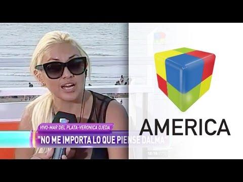 Verónica Ojeda: No necesito prensa con ella ni con el padre