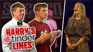 Download All of Harry's terrible pick up lines from SIDEMEN TINDER Mp3 and Videos