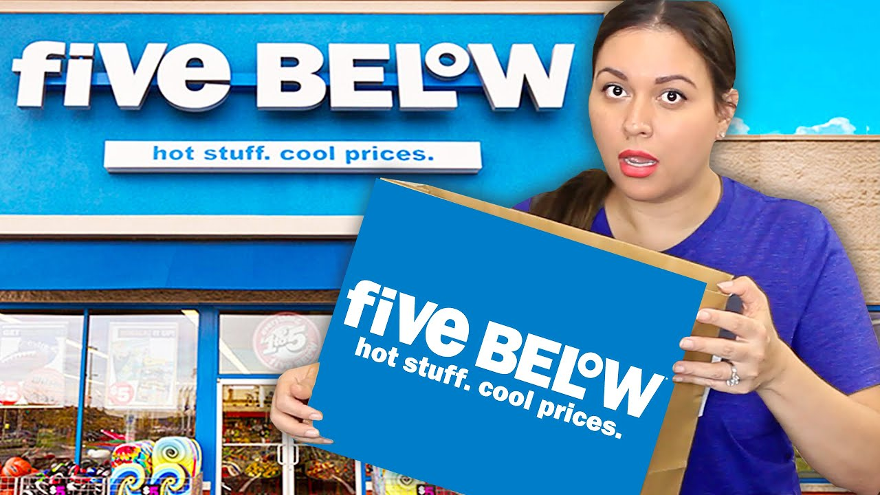 Five Below What Were You Thinking with these 6 Products?!