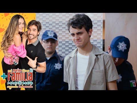 Mi marido tiene más familia - Capítulo 163: ¡Guido es declarado culpable!   Televisa
