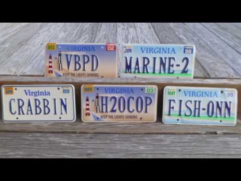 Fun Nautical Vanity License Plates | BoatUS Magazine