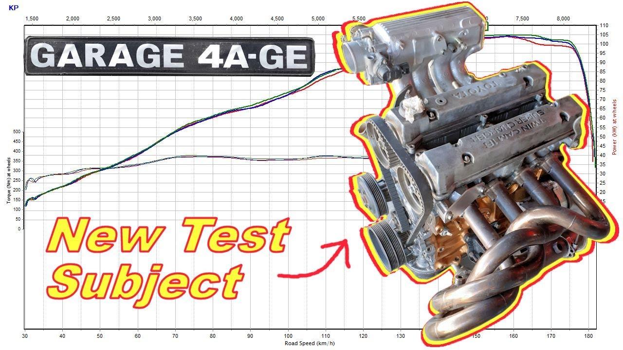 Download Garage4age new test engine - Gold 4age - Cheap engine build