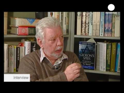Gordon Thomas, Mossad expert, on Dubaigate