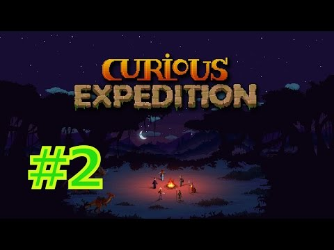 Let's play Curious Expedition (Alfa 26) – expedition 2 (F. C. Selous)