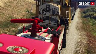 GTA 5 FAILS: BEST MOMENTS OF 2016! (GTA 5 Funny Moments Compilation)