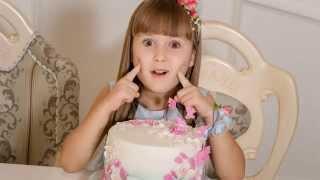 Слайд шоу День рожденье Даша 5 лет