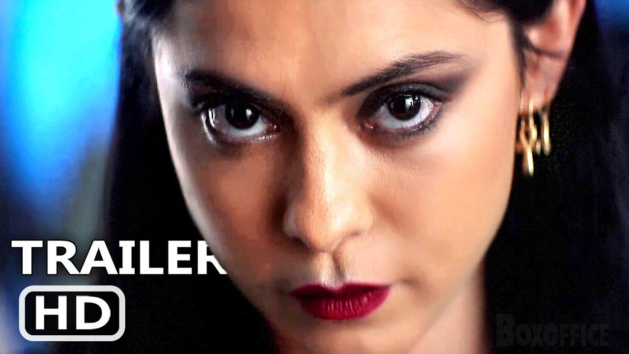 BRAND NEW CHERRY FLAVOR Trailer (2021) Thriller Netflix Series