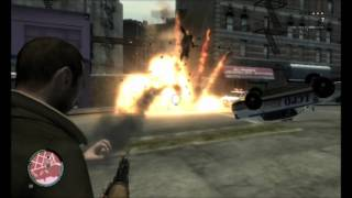 GTA IV on ATI 4500 HD 512 MB