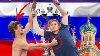 Russian Ninja Warrior #168